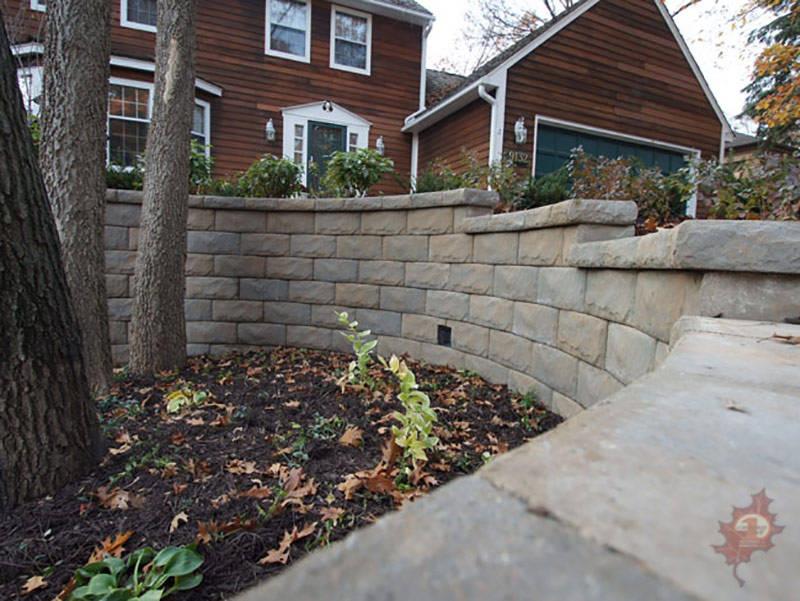 Protecting Your Minneapolis Retaining Wall System With Geo