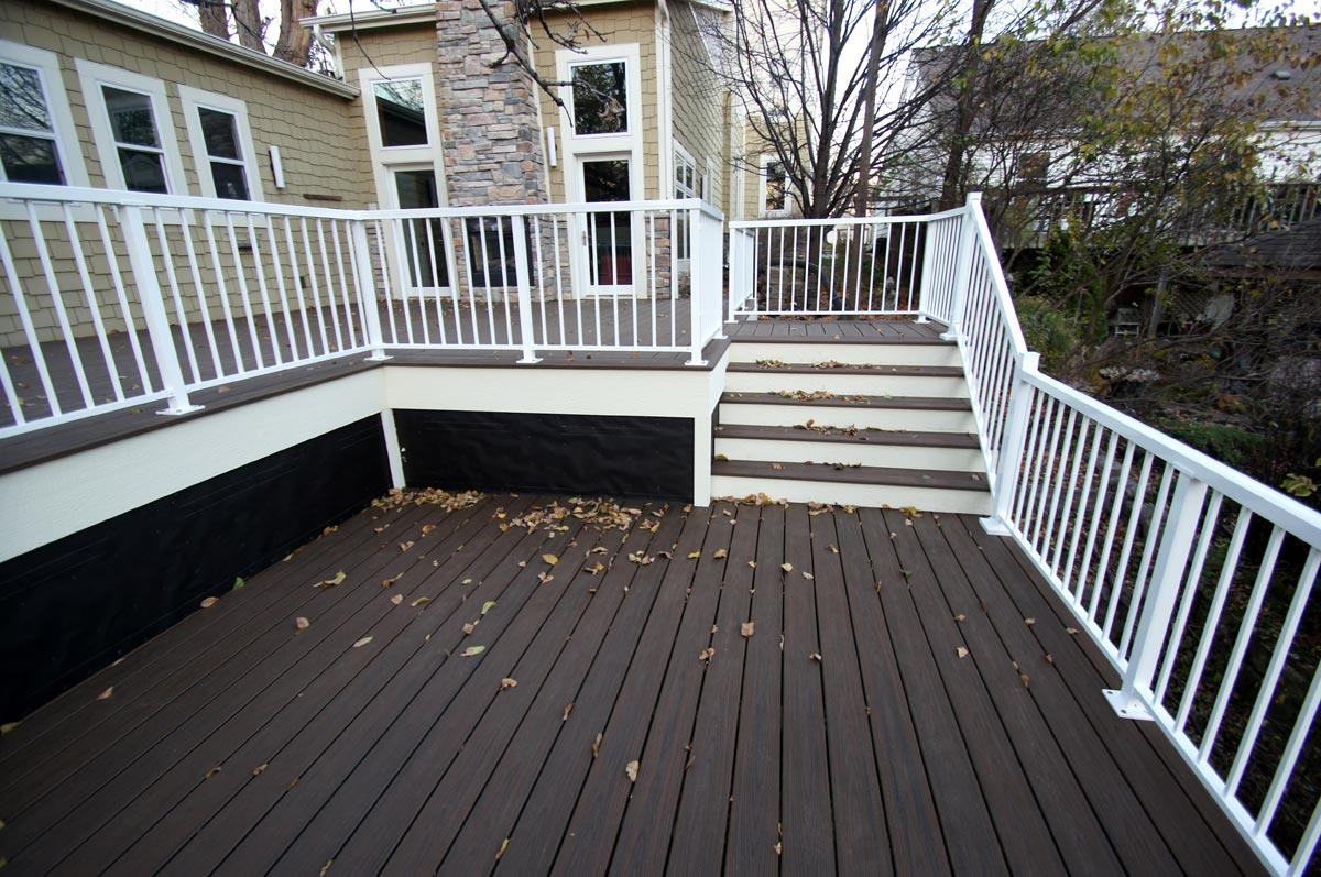 deck multi level