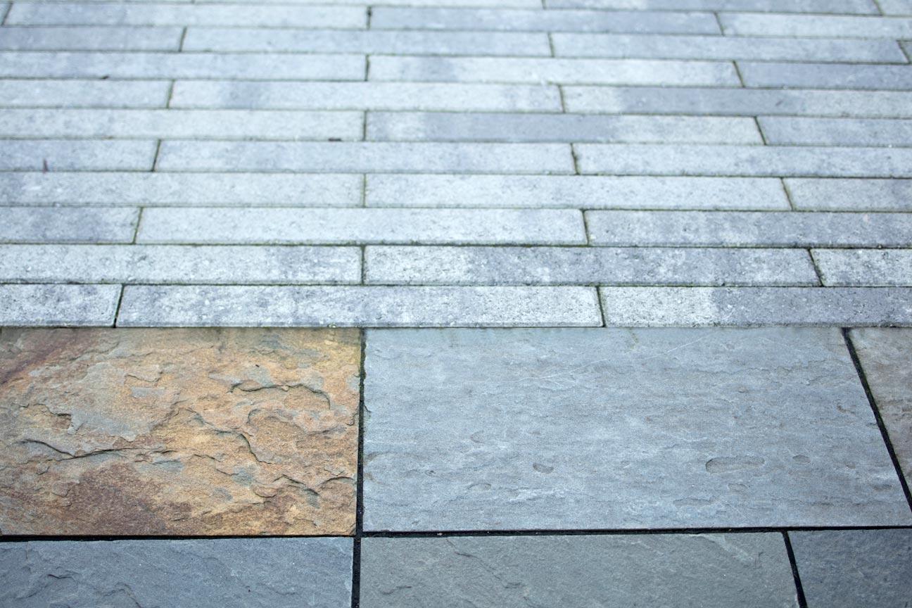 bluestone concrete pavers