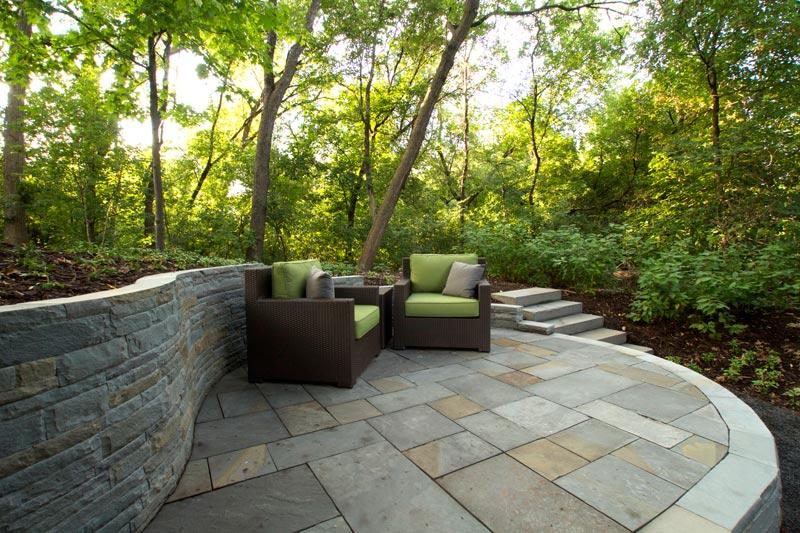 bluestone terrace patio