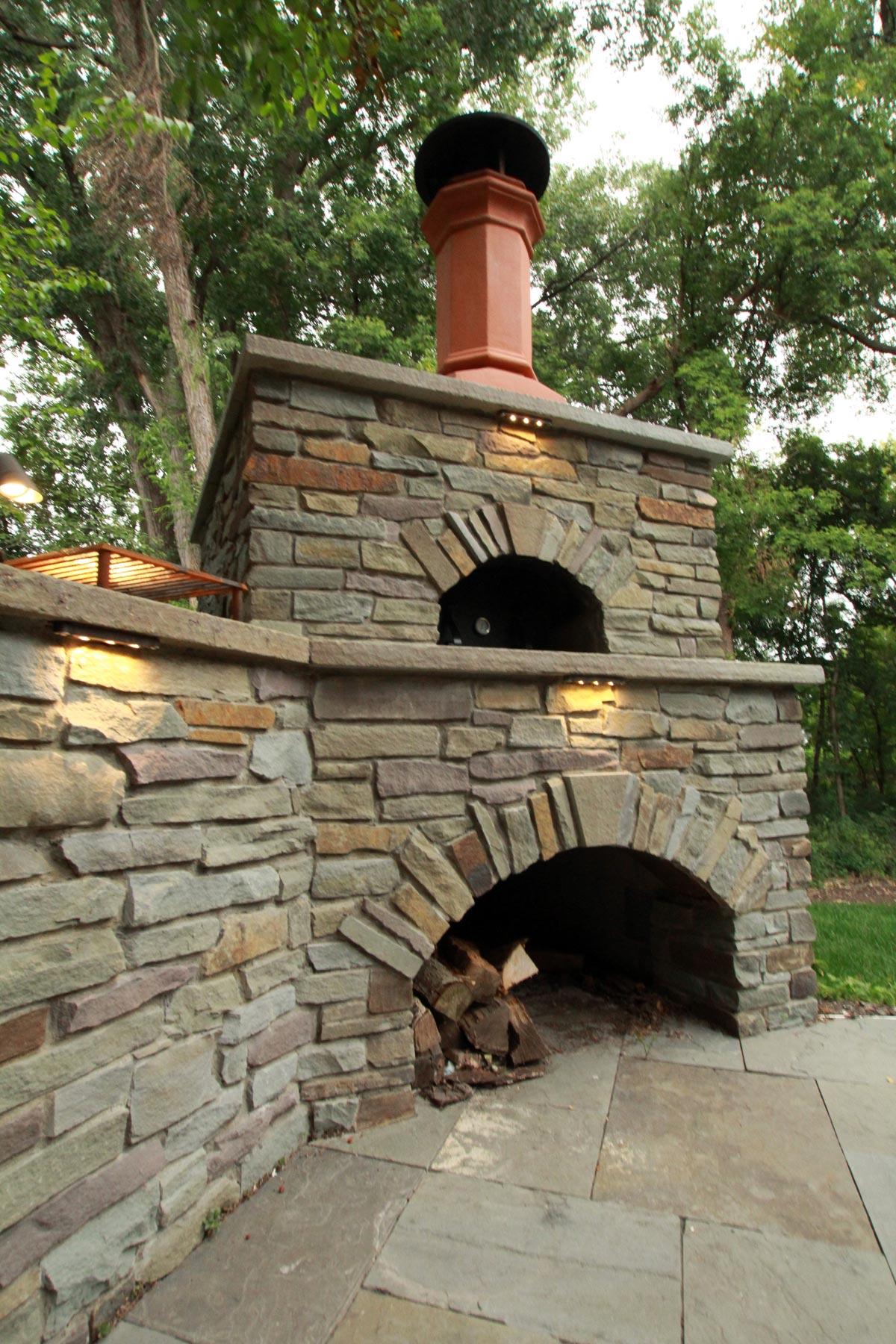 bluestone pizza oven