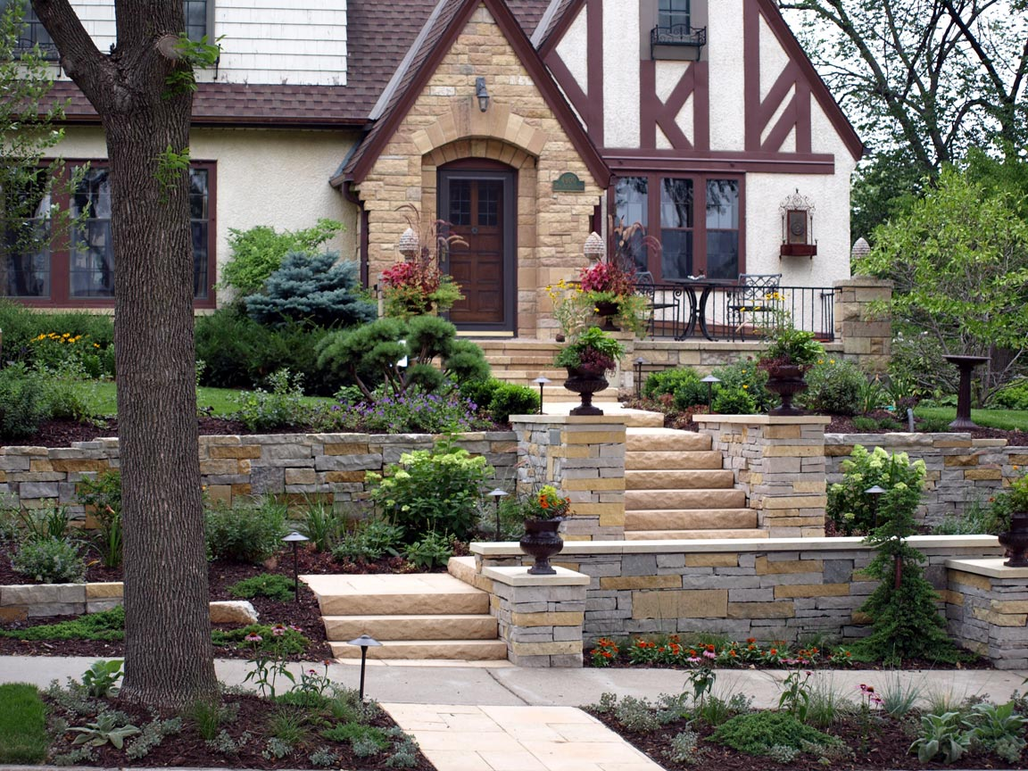 curb appeal stone