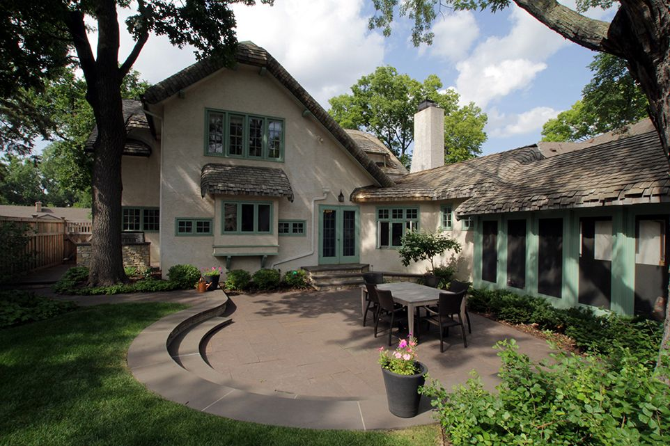 Calhoun Isle, Minneapolis, MN - Backyard Patio - Landscaping Design Company - Page Image - Ground One