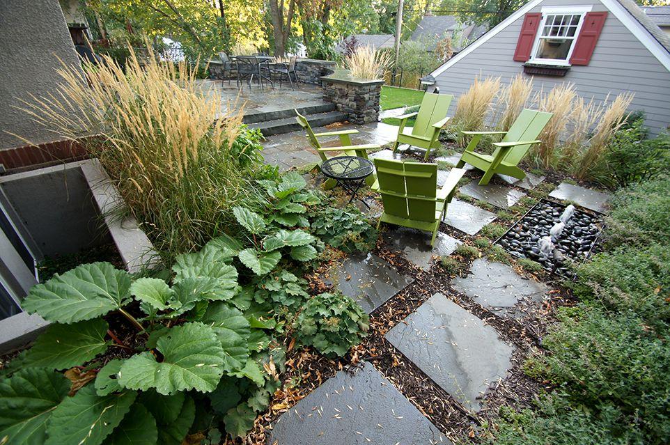Lynnhurst, Minneapolis, MN - Backyard Patio - Landscaping Design Company - Page Image - Ground One