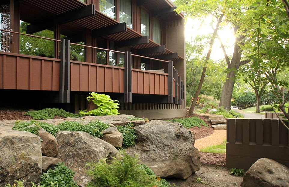 Tangletown, Minneapolis, MN - Frontyard Garden - Landscaping Design Company - Page Image - Ground One