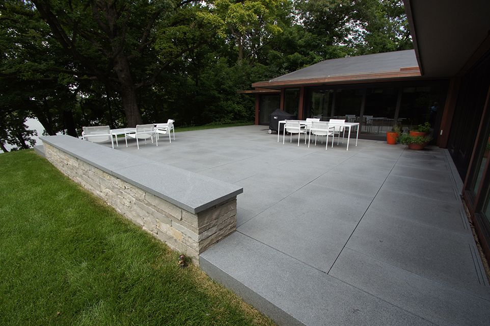 Wayzata, MN - Terrace - Patio Landscaping Design Company - Ground One