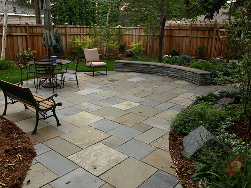 Paver patios and Outdoor Living Spaces for Minneapolis ... on Paver Patio Designs id=15961