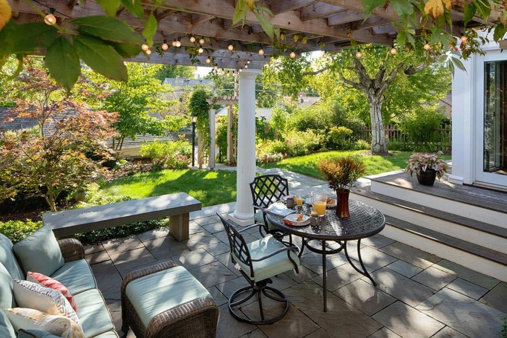 Mid Century Modern Patio | Ground One on Urban Living Outdoor id=80094