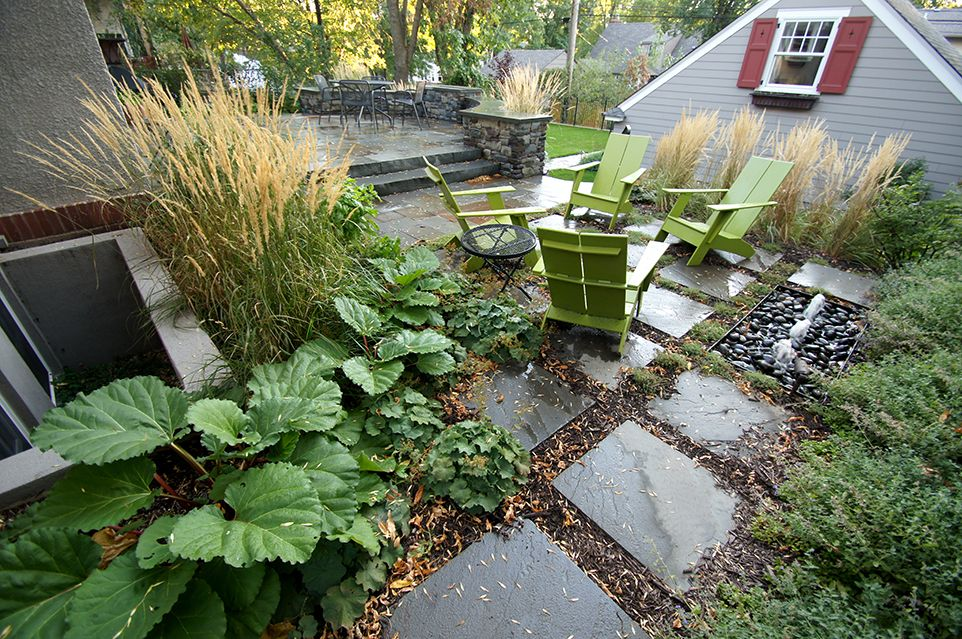 Lynnhurst, Minneapolis, MN - Backyard Patio - Landscaping Design Company - Page Image - Ground One