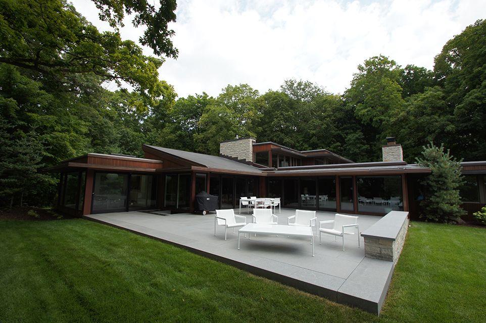 Wayzata, MN - Backyard - Patio Landscaping Design Company - Ground One