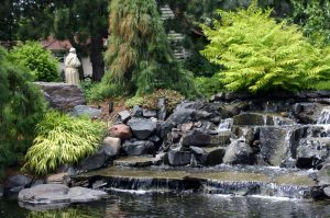 water landscaping installation in MN