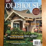 Old House Journal features Mid Century Modern landscapes by Ground One