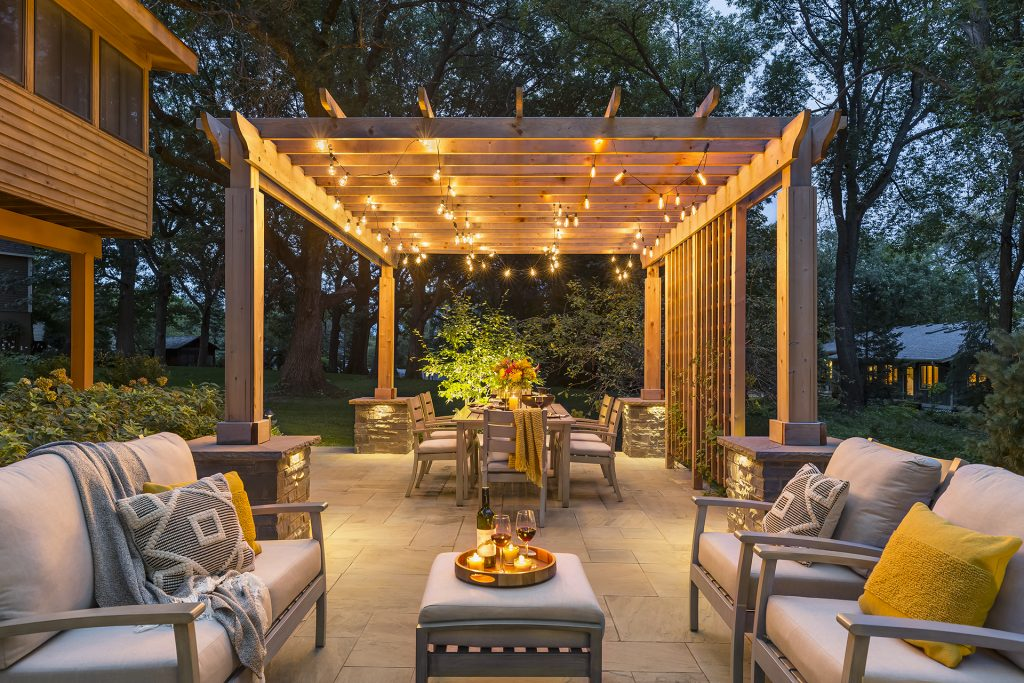 patio & pergola builders in Twin Cities MN